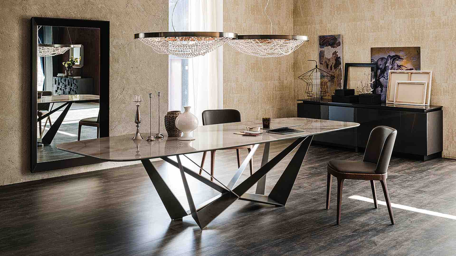 table et chaise design